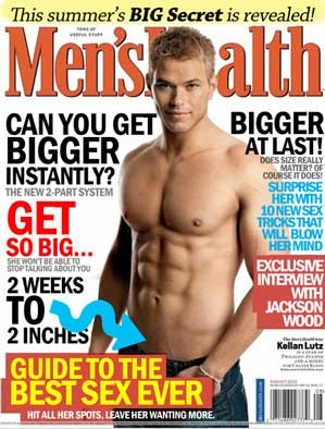 Men's Health Life Magazine